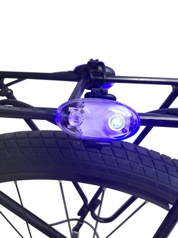 MaxPatrol-600 DLX Police Bike Light- Side Lights-Police Accessories-C3Sports-Voltaire Cycles of Verona
