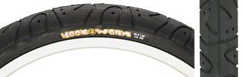 Maxxis Hookworm Freeride 26 x 2.50 Tire, Steel, 60tpi, Single Compound-Bicycle Tires-Maxxis-Voltaire Cycles of Verona
