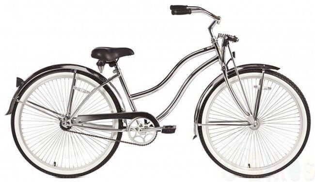 Micargi Cougar Women Beach Cruiser Bike-Basic Bicycles-Micargi-Voltaire Cycles of Verona