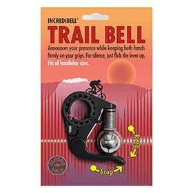 Mirrycle Incredibell Trail Bell Bell Black-Bells and Horns-Mirrycle-Voltaire Cycles of Verona