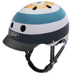 Nutcase Little Nutty Radio Wave Bicycle Helmet - LAST ONE-Helmets-Nutcase-Voltaire Cycles of Verona