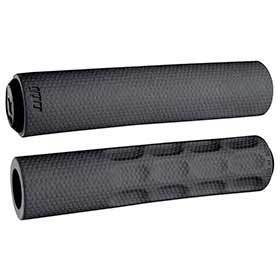 Odi F-1 Vapor Grips 130mm Black Pair-Grips and Handlebar Tape-ODI-Voltaire Cycles of Verona