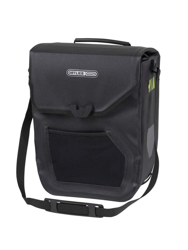 Ortlieb E-Mate Bag-Bags-Ortlieb-Black-Voltaire Cycles of Verona