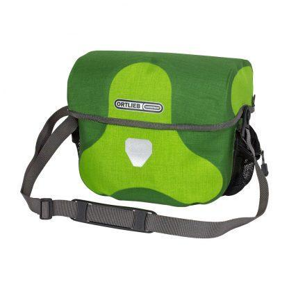 Ortlieb Ultimate6 Plus Bicycle Handlebar Bag-Bicycle Handlebar Bags-Ortlieb-7L Lime-Moss-Voltaire Cycles of Verona