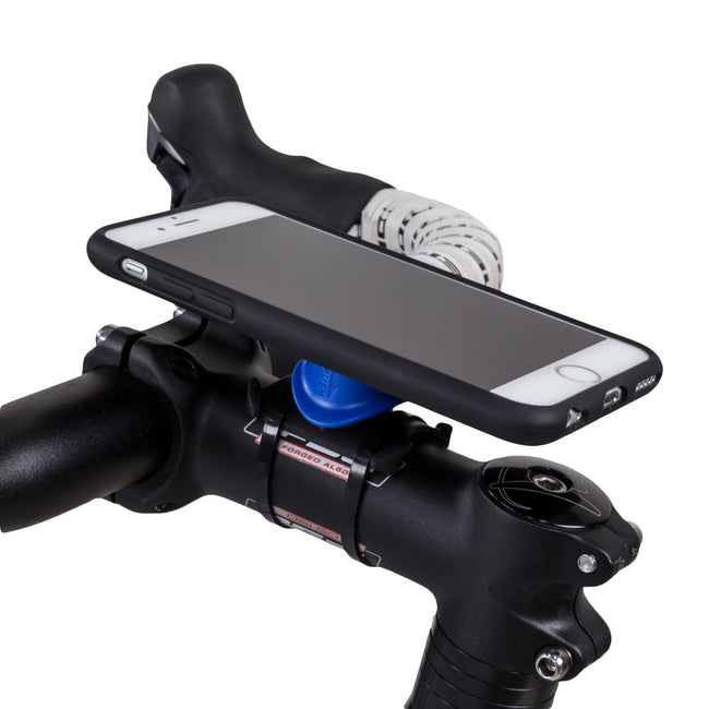QuadLock Phone Mount Kit for Bikes by Annex-Bicycle Phone Mounts-Annex-Voltaire Cycles of Verona