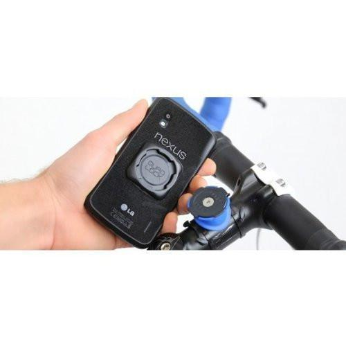 QuadLock Universal Bike Kit by Annex-Bicycle Phone Mounts-Annex-Voltaire Cycles of Verona