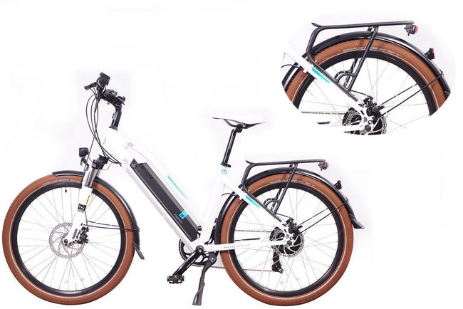 Rear Rack for Magnum E-Bikes-Bicycle Racks - Bike Mounted-Magnum-Voltaire Cycles of Verona