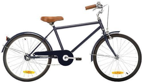 Reid Boys Vintage Roadster (Blue)-Basic Bicycles-Reid Bicycles-Voltaire Cycles of Verona