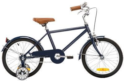 "Reid Boys Vintage Roadster (Blue)-Basic Bicycles-Reid Bicycles-20"" Wheel-Voltaire Cycles of Verona"