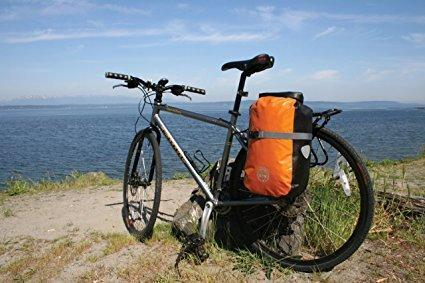 Seattle Sports Company Fast Pack Pannier-Bicycle Panniers-Seattle Sports Company-Voltaire Cycles of Verona