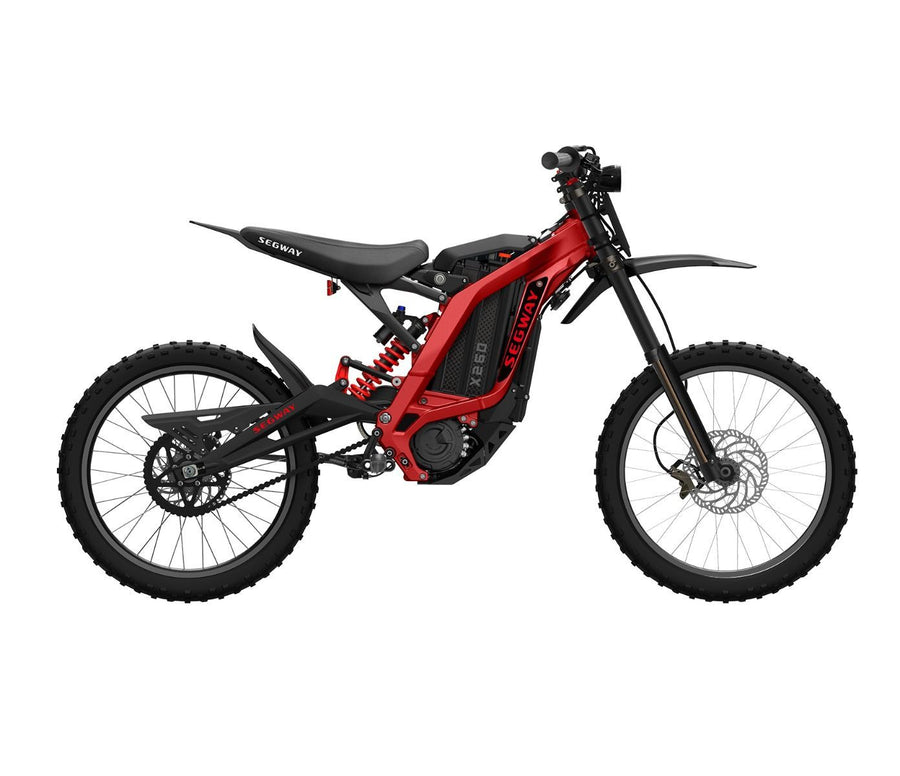 Segway Dirt eBike X260-Dirt Bike-Segway-Voltaire Cycles of Verona