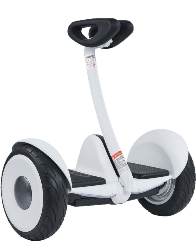 Segway Ninebot S Electric Scooter-Electric Scooter-Segway-Black-Voltaire Cycles of Verona
