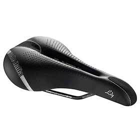 Selle Italia Lady Gel Flow Saddle 262 X 160mm Women 310g-Saddles and Seat Covers-Selle Italia-Voltaire Cycles of Verona