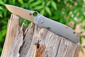 Spyderco C214TIP Gayle Bradley Advocate Flipper-Knives-Spyderco-Voltaire Cycles of Verona