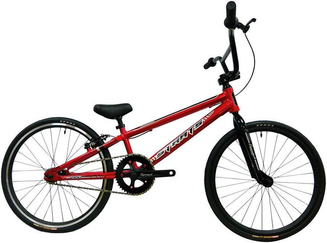 Staats Superstock Expert BMX Bike-Basic Bicycles-Staats-Red-Voltaire Cycles of Verona