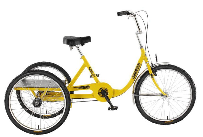 Sun Bicycles Atlas Cargo Trike-Adult Trikes-Sun Bicycles-Voltaire Cycles of Verona