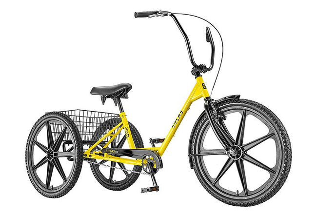 Sun Bicycles Atlas Transit Trike-Adult Trikes-Sun Bicycles-Voltaire Cycles of Verona