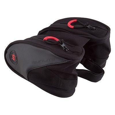 Sunlite Bicycle Top Tube Pannier-Bicycle Frame Bags-Sunlite-Voltaire Cycles of Verona