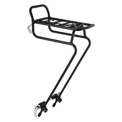 Sunlite QR Tec Front Bicycle Rack-Bicycle Racks - Bike Mounted-Sunlite-Voltaire Cycles of Verona