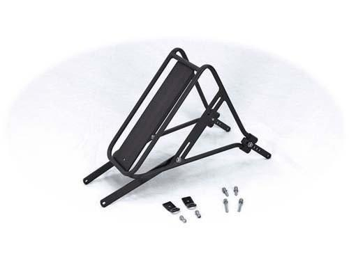 TerraTrike Aluminum Rack with Elastic Strap-Recumbent Accessories-TerraTrike-Voltaire Cycles of Verona