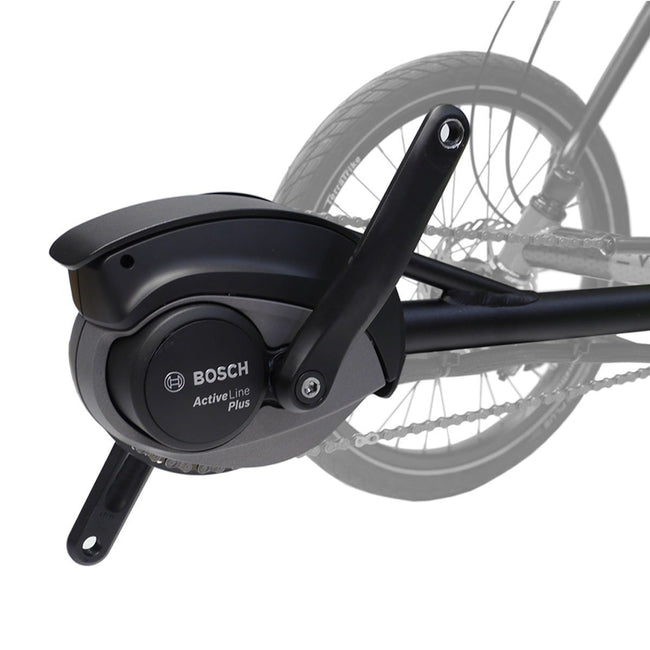 TerraTrike Boost Kit (Bosch)-Recumbent Accessories-TerraTrike-Voltaire Cycles of Verona