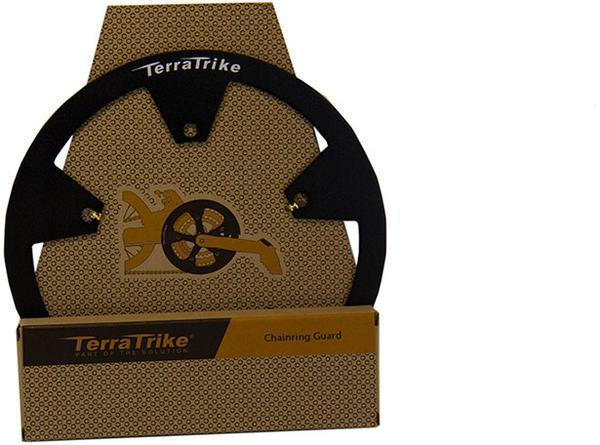 TerraTrike Chainring Guard-Recumbent Accessories-TerraTrike-Voltaire Cycles of Verona
