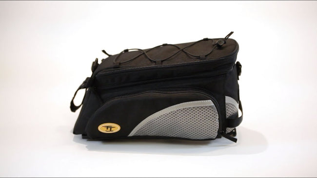TerraTrike Deluxe Trunk Pack Expandable-Bicycle Trunk Bags-TerraTrike-Voltaire Cycles of Verona
