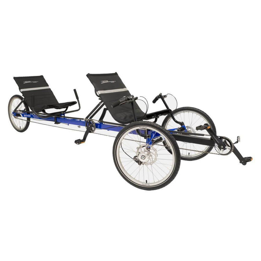 TerraTrike Rover-Recumbent Trikes-TerraTrike-Rover i8-Voltaire Cycles of Verona