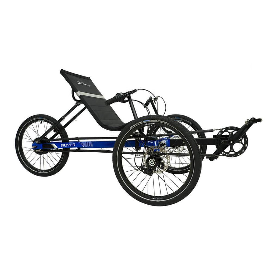 TerraTrike Rover-Recumbent Trikes-TerraTrike-Rover n330-Voltaire Cycles of Verona