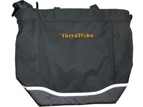 TerraTrike Shopping Bag Market Panniers-Bicycle Panniers-TerraTrike-Voltaire Cycles of Verona