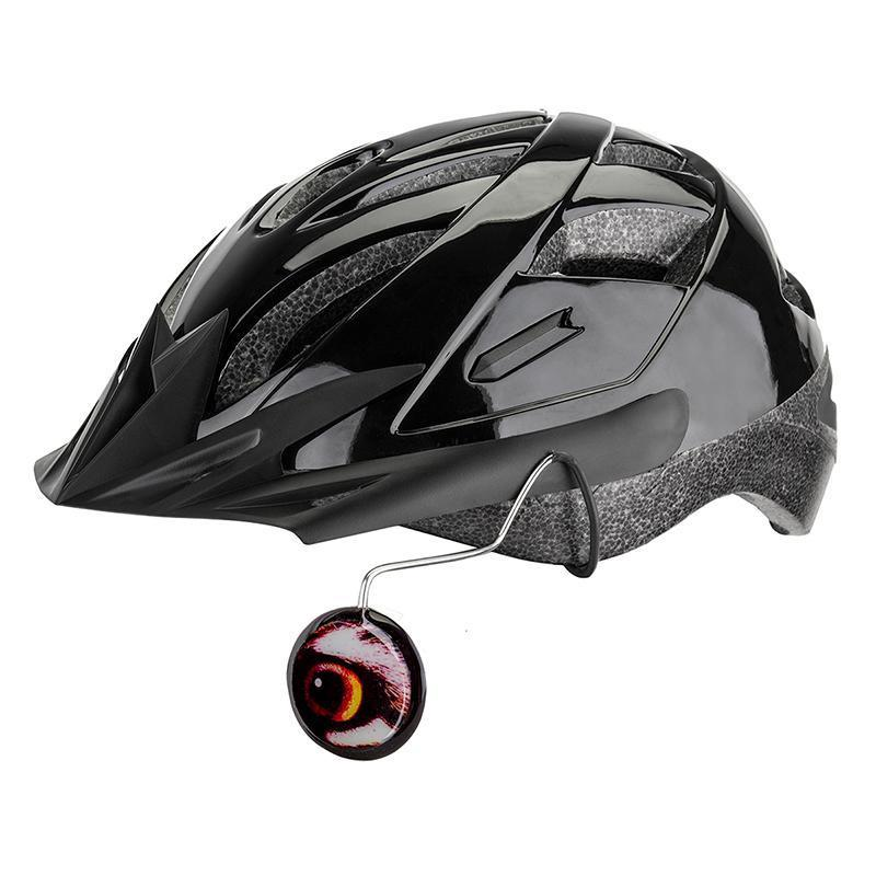 Tiger Eye Universal Helmet Mount Mirror-Bicycle Mirrors-Tiger Eye-Simplify-Voltaire Cycles of Verona