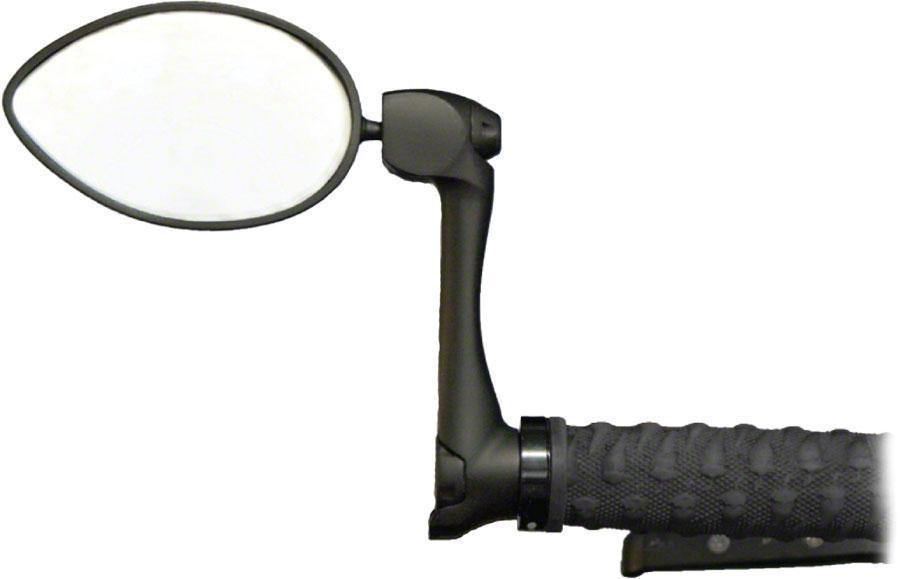 Top 5 Bicycle Mirrors - The Folding Urbie by CycleAware-Bicycle Mirrors-CycleAware-Voltaire Cycles of Verona