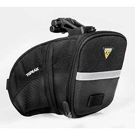 Topeak Aero Wedge Pack - With Quick-Release - Large-Bags-Topeak-Voltaire Cycles of Verona