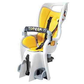 Topeak Babyseat Ii W/Rack Bulk 3 Pack Fits 26/275/700c Wheel Three To A Case Only!-Baby Seats-Topeak-Voltaire Cycles of Verona