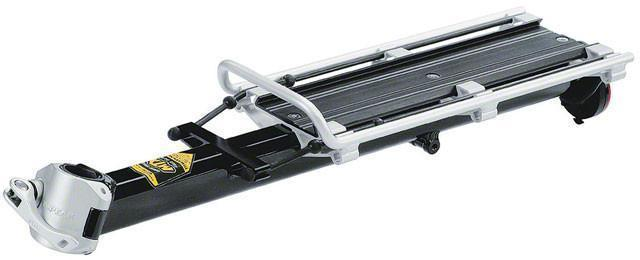 Topeak Beam Seatpost Rack MTX E-Type for Standard Frames-Bicycle Racks - Bike Mounted-Topeak-Voltaire Cycles of Verona