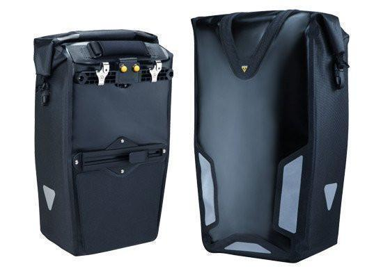 Topeak Pannier DX Drybag-Bicycle Panniers-Topeak-Voltaire Cycles of Verona