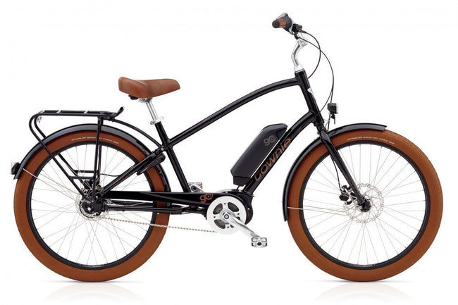 Townie Go! Men's 8i-Electric Bicycle-Electra-Voltaire Cycles of Verona