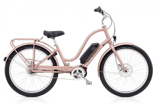 Townie Go! Women's 8i-Electric Bicycle-Electra-Voltaire Cycles of Verona