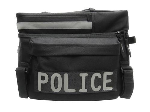 Ultimate Bike Police Trunk Bag - DISPLAY MODEL-Police Accessories-C3Sports-Voltaire Cycles of Verona