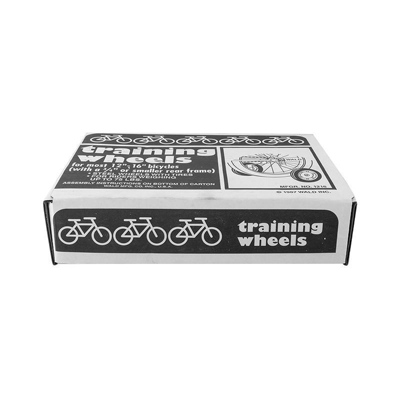 Wald Bicycle Training Wheels-Training Wheels-Wald-Voltaire Cycles of Verona