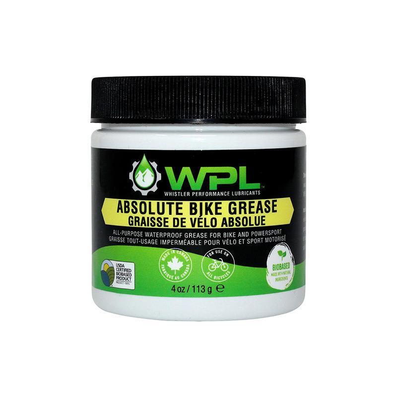 Whistler Performance Absolute Bike Grease-Lube Grease Sealant-Whistler Performance-Voltaire Cycles of Verona
