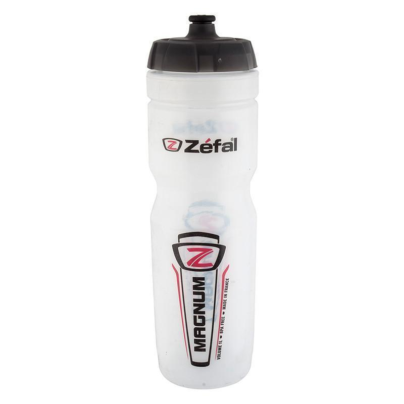 Zefal Magnum 164 33oz. Water Bottle-Bicycle Water Bottles-Zefal-Voltaire Cycles of Verona