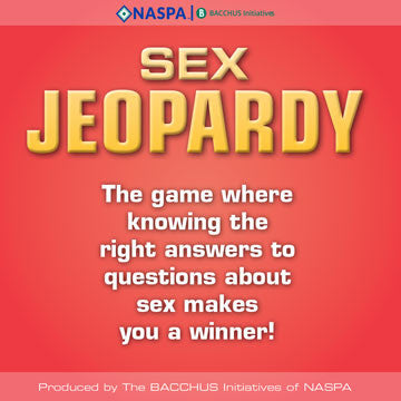 Sex Jeopardy - NEW FALL 2015!