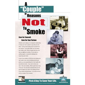 "A ""Couple"" of Reasons Not to Smoke"