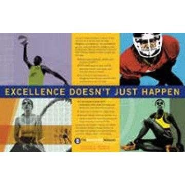 Excellence Doesn't Just Happen