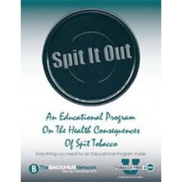 Spit It Out: What You Need to Know About Spit Tobacco - Program-in-a-Box