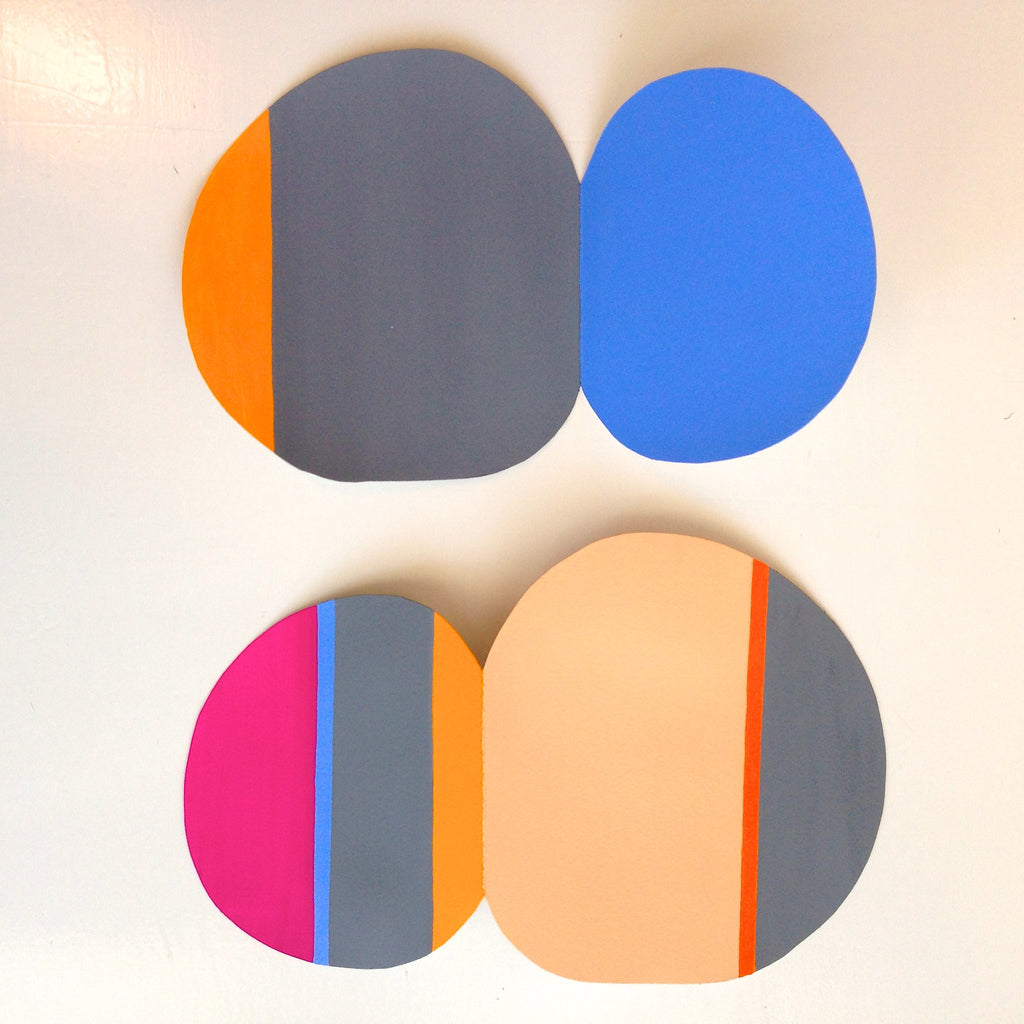 Color Shifts in Simple Shapes