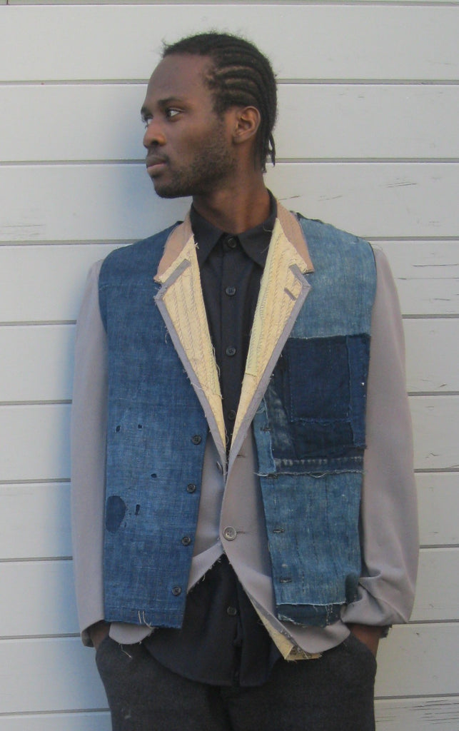 Indigo Hipari Jacket Project