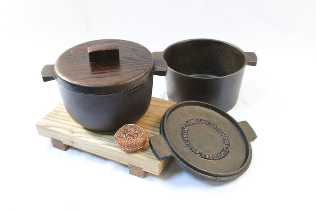 Complete Order for Cast Iron Dutch Oven (plus shipping)