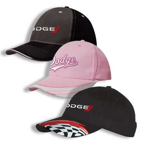 Hats - Dodge Products